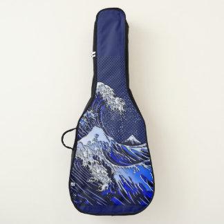 Die großen Hokusai Gitarrentasche