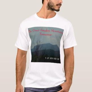 Die großen Smokey Berge Tennessee T-Shirt