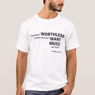 Die grundlegende T der Männer - 'Coaching ist T-Shirt