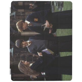 Die Gruppe außerhalb Hogwarts iPad Hülle