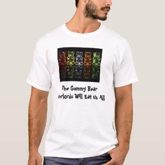 Die gummiartigen BärOverlords essen U… T-Shirt