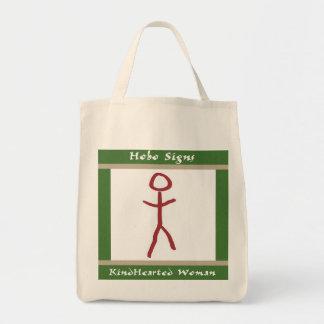 Die gutherzige Frau Taschen