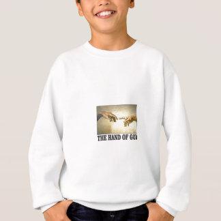 die Hand des Gottes Sweatshirt
