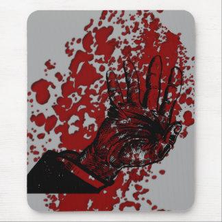 Die Hand Mousepad