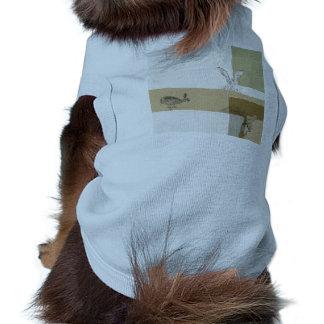 Die Hasen und die Schildkröte eine Äsops Fabel T-Shirt