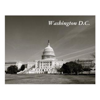 Die Hauptstadt Postkarte