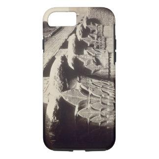 Die Hauptstädte des Portico, Tempel von Khnum, iPhone 8/7 Hülle