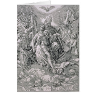 Die Heilige Dreifaltigkeit, Kneipe. 1511 Karte