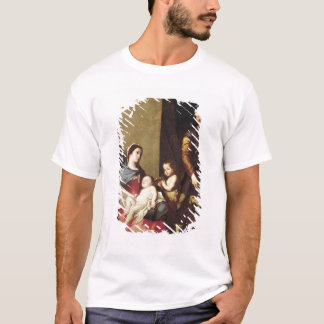 Die heilige Familie, 1639 T-Shirt