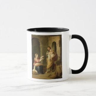 Die heilige Familie, c.1660-70 Tasse