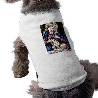 Die heilige Familie, die Madonna und Kind Shirt
