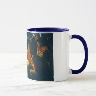 Die heilige Geburt Tasse