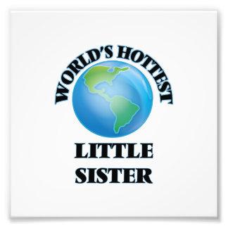 Die heißeste kleine Schwester der Welt Fotos