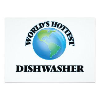 Die heißeste Spülmaschine der Welt Ankündigungen