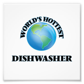 Die heißeste Spülmaschine der Welt Photo