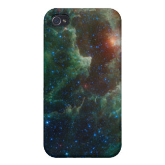 Die Herz-und Soul-Nebelfleck NASA iPhone 4 Cover