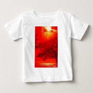 Die hochroten Gezeiten Baby T-shirt
