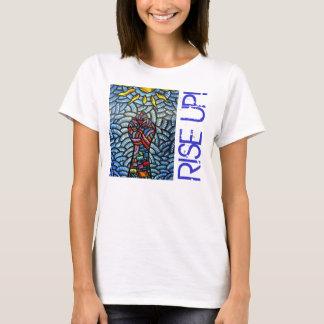 Die Hoffnungs-Sammlung: Steigen Sie oben! (W) T-Shirt