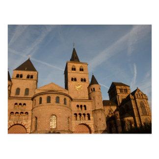 Die hohe Kathedrale von St Peter, Trier Postkarte