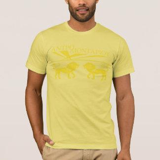 Die Höhlen-T-Shirt des Löwes T-Shirt