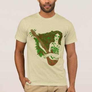 Die hölzerne Axt des Dryads T-Shirt