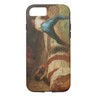 Die hölzernen Säger, 1848 iPhone 8/7 Hülle