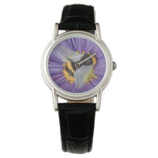 Die Hummel-Uhr der Frauen Uhr