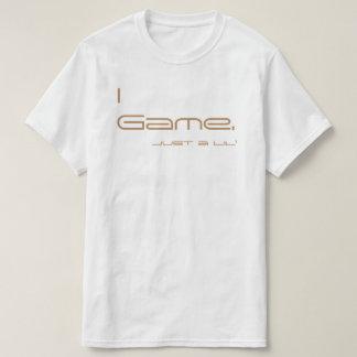 Die Identitäts-T - Shirt des einfachen Gamers