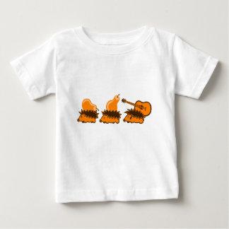 Die Igels-Gruppe Baby T-shirt
