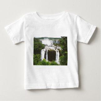 Die Iguaçu-Wasserfälle Baby T-shirt