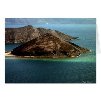 Die Insel des Teufels Karte
