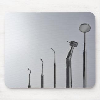 Die Instrumente des Zahnarztes Mousepads