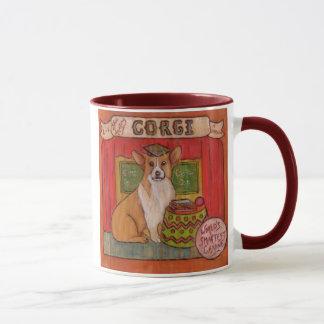 Die intelligenteste Hunde- Kaffee-Tasse der Welt Tasse
