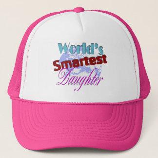 Die intelligenteste Tochter der Welt Truckerkappe