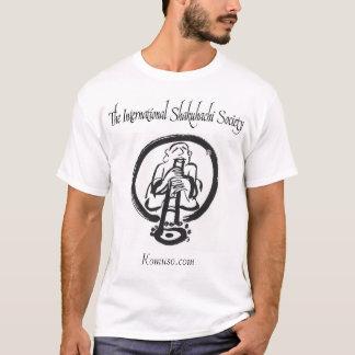 Die internationale Shakuhachi Gesellschaft T-Shirt