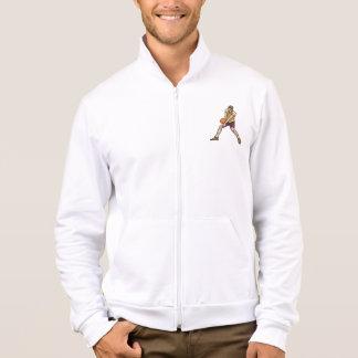 Die Jacke der Volleyball-Spieler-Männer