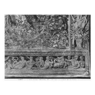 Die Jagden von Maximilian, Zwillinge Postkarte