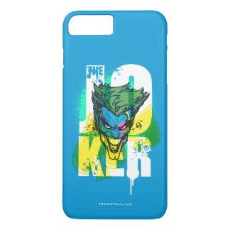 Die Joker-Spaten iPhone 8 Plus/7 Plus Hülle