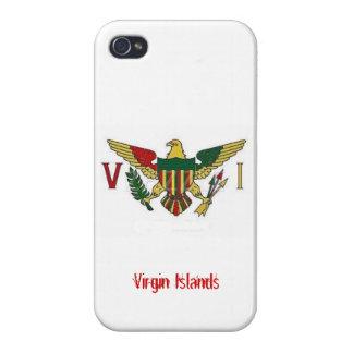 Die Jungferninseln iPhone 4 Fall iPhone 4 Case