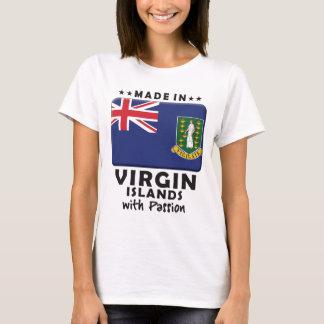 Die Jungferninseln-Leidenschaft T-Shirt