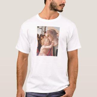 Die Jungfrau und das Kind Alessandros Botticellis T-Shirt