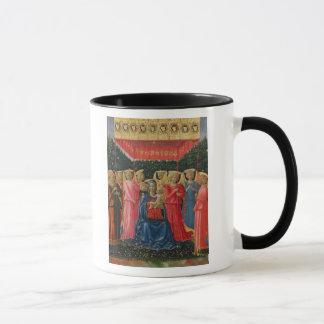 Die Jungfrau und das Kind mit Engeln, c.1440-50 Tasse