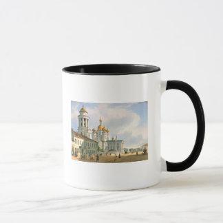 Die Jungfrau von Vladimir Kirche Tasse
