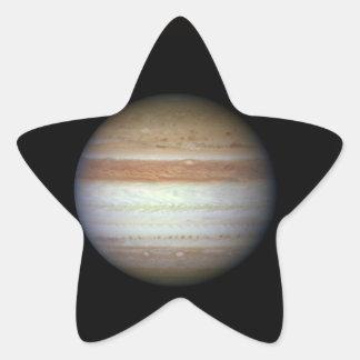 Die Jupiter-Planet NASA Stern-Aufkleber