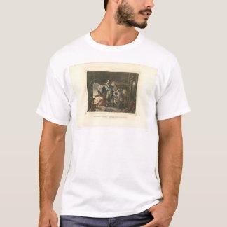 Die Kabine des Bergmannes, Ergebnis des Tages T-Shirt