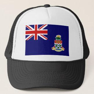 Die Kaimaninseln-Flagge Truckerkappe