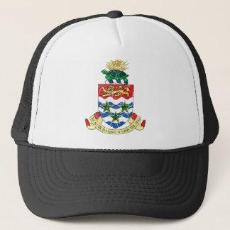 Die Kaimaninseln-Wappen Truckerkappe