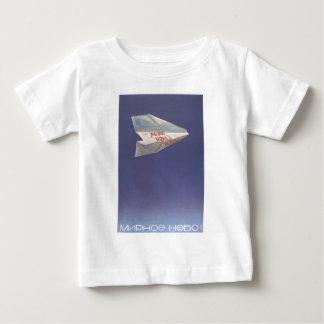 Die kalter Kriegs-Sowjetunions-Propaganda-Plakate Baby T-shirt