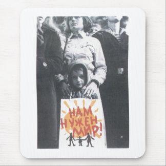 Die kalter Kriegs-Sowjetunions-Propaganda-Plakate Mousepad