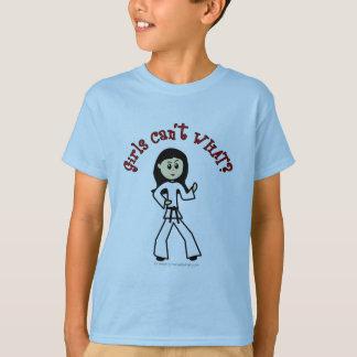 Die Kampfkünste der hellen Frauen T-Shirt